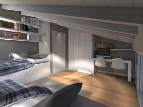 Image No.1-Appartement de 2 chambres à vendre à Domaso