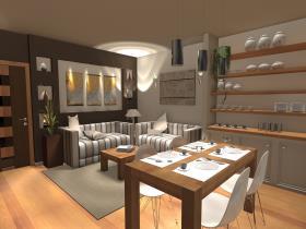 Image No.2-Appartement de 2 chambres à vendre à Domaso
