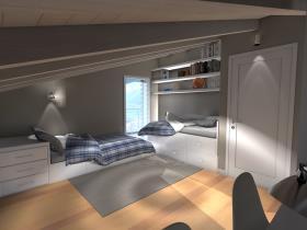 Image No.5-Appartement de 2 chambres à vendre à Domaso