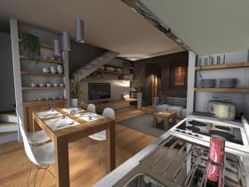 Image No.12-Appartement de 2 chambres à vendre à Domaso