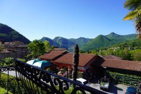 Image No.3-Villa / Détaché de 7 chambres à vendre à Casasco Intelvi