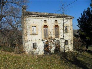 1 - Palombaro, Country House