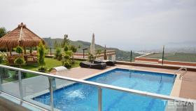 Image No.3-Maison / Villa de 4 chambres à vendre à Alanya