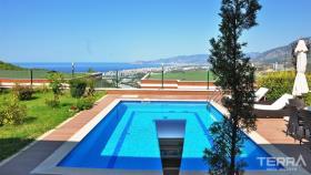 Image No.1-Maison / Villa de 4 chambres à vendre à Alanya