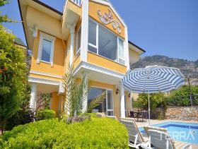 Image No.0-Villa / Détaché de 4 chambres à vendre à Alanya