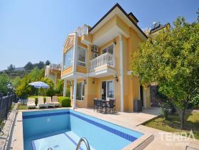 Image No.21-Villa / Détaché de 4 chambres à vendre à Alanya