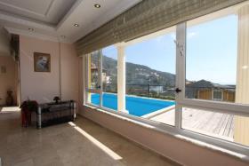 Image No.34-Villa / Détaché de 4 chambres à vendre à Alanya