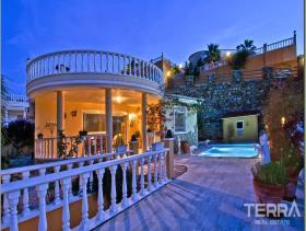 Image No.3-Villa / Détaché de 2 chambres à vendre à Alanya