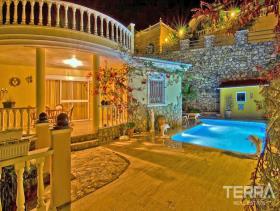 Image No.2-Villa / Détaché de 2 chambres à vendre à Alanya