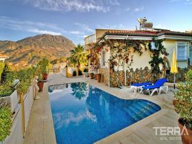 Image No.4-Villa / Détaché de 2 chambres à vendre à Alanya