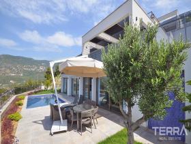 Image No.6-Villa de 2 chambres à vendre à Alanya