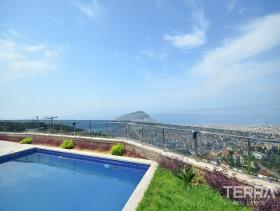 Image No.1-Villa de 2 chambres à vendre à Alanya