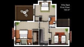 Image No.8-Maison / Villa de 3 chambres à vendre à Side