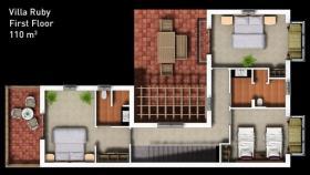 Image No.12-Maison / Villa de 3 chambres à vendre à Side