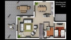 Image No.14-Maison / Villa de 3 chambres à vendre à Side