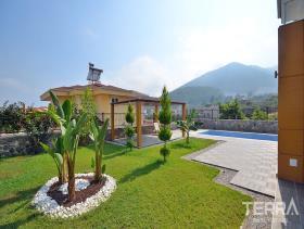 Image No.3-Villa / Détaché de 4 chambres à vendre à Alanya