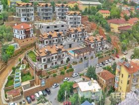 Image No.9-Maison / Villa de 3 chambres à vendre à Alanya