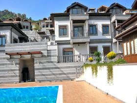 Image No.2-Maison / Villa de 3 chambres à vendre à Alanya