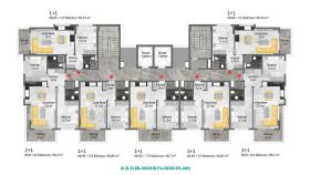 Image No.30-Appartement de 1 chambre à vendre à Alanya