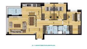 Image No.48-Appartement de 1 chambre à vendre à Antalya