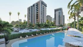 Image No.1-Appartement de 1 chambre à vendre à Antalya