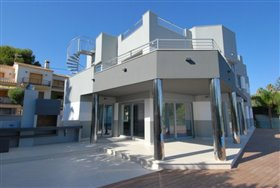Image No.7-Villa de 5 chambres à vendre à Calpe