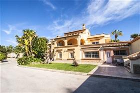 Image No.1-Villa de 7 chambres à vendre à Benissa