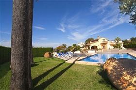 Image No.2-Villa de 7 chambres à vendre à Benissa