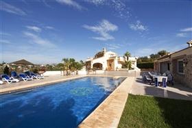 Image No.3-Villa de 7 chambres à vendre à Benissa