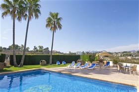 Image No.6-Villa de 7 chambres à vendre à Benissa