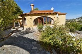 Image No.1-Villa de 3 chambres à vendre à Calpe