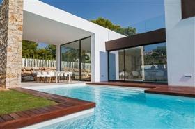 Image No.2-Villa de 5 chambres à vendre à Moraira