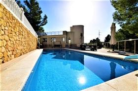 Image No.1-Villa de 5 chambres à vendre à Altea