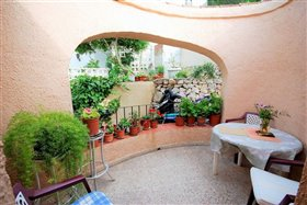Image No.5-Villa de 4 chambres à vendre à Calpe