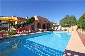 Image No.1-Villa de 4 chambres à vendre à Calpe