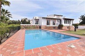 Image No.1-Villa de 6 chambres à vendre à Calpe