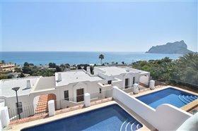 Image No.0-Villa de 3 chambres à vendre à Calpe