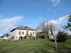 Saint-Julien-le-Pèlerin, Country House
