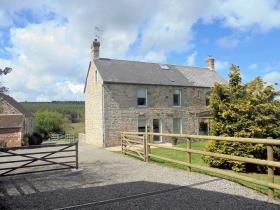 La Lande-de-Goult, Farmhouse