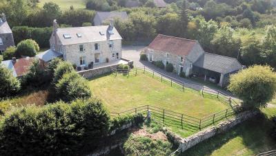 1 - La Lande-de-Goult, Farmhouse