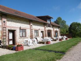Image No.14-Chalet de 13 chambres à vendre à Berville-sur-Mer