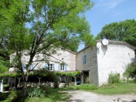 Montaigu-de-Quercy, House/Villa