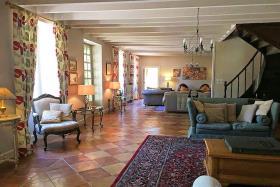 Image No.8-Châteaux de 7 chambres à vendre à Duras