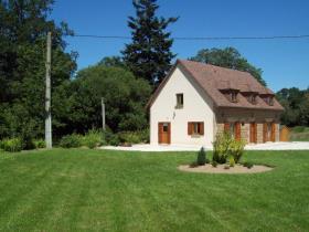 Image No.1-Maison de campagne de 4 chambres à vendre à Le Champ-de-la-Pierre