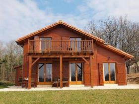 Image No.1-Chalet de 3 chambres à vendre à Souillac