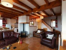 Image No.3-Chalet de 3 chambres à vendre à Souillac