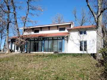 1 - Cassagnabère-Tournas, Maison