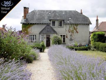 1 - Bossay-sur-Claise, House/Villa