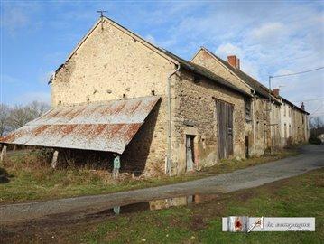 1 - Saint-Marcel-en-Marcillat, House