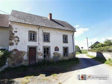 1 - Marcillat-en-Combraille, House